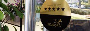 Fleurop-Stars-Siegel