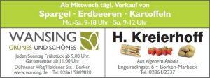 Wansing-Kreierhoff-Verkauf